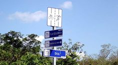 The streets of El Cielo Residencial have heavenly names such as Gloria (Glory), Sol (Sun) and Aurora. Playa del Carmen real estate.