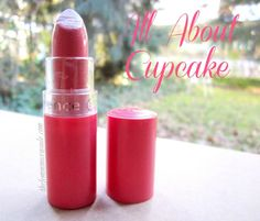 Essence Lipstick - All About Cupcake