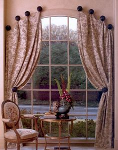 arch window curtain trends | Curtains decoration ideas