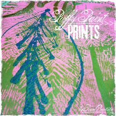 Puffy Paint Prints style reMIX byTraci Bautista
