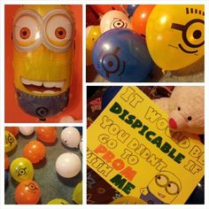 15 more creative ways to get asked to prom!