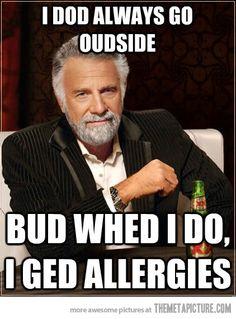 Pollen is all around us!!!!