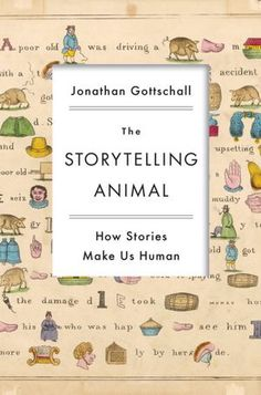 In The Storytelling Animal, educator and science writer Jonathan Gottschall traces the roots, both evolutionary and sociocultural, of the transfixing grip storytelling has on our hearts and minds, individually and collectively.