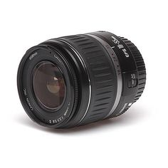 Canon EF-S 18-55mm f/3.5-5.6 II Lens for EOS Digital SLR Rebel XT, XTI, 20D & 30D Digital Cameras by Canon. $199.00. Canon's redesigned compact EF-S 18-55mm f/3.5-5.6 II autofocus zoom lens (approximately a 28-90mm lens in 35mm format) is smaller and lighter than conventional lenses because of the shorter back focus distance. By reducing the distance from the rear of the lens to the imaging sensor and reducing the size of the image circle to accommodate the camera's ima...