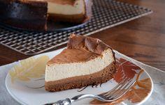 Disney Cruise Line's Pumpkin Cheesecake from My Baking Heart