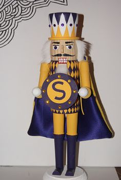 Really Cool Nutcrackers: LSU Nutcracker