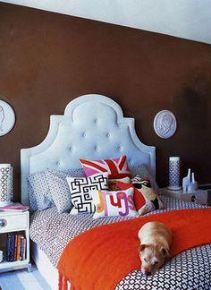 A Jonathan Adler #bedroom