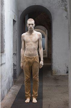 Bruno Walpoth -wood carving