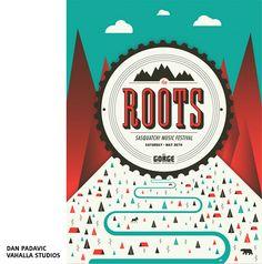 The Roots at Sasquatch par Dan Padavic - Vahalla Studios