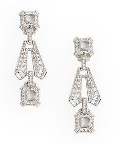 The Gatsby Earrings by JewelMint.com, $29.99
