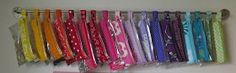 Vinyl pouch tutorial @ Negligent Style envelopes, vinyl pouch, craft idea, zipper pouch, clear vinyl, neglig style, bag tutorials, bags, crafti bag
