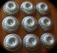 TEN Antique Metal Tins by FreshRelics on Etsy, $11.00