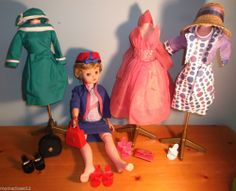 "Deluxe 21"" Reading Candy Fashion Doll, Outfits, Dress Form Stands #CandyFashion"