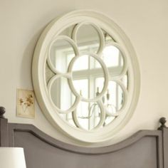 Portofino Mirror | Wall Decor | Ballard Designs #celebrateballard