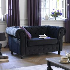 Le canap chesterfield on pinterest 20 pins - Canape petit format ...