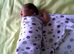 Swaddling 101: How To Swaddle, Why To Swaddle, When To Swaddle (for all my mama to be friends! Babies <3 it!!)