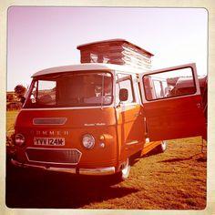 Commer Van 6 by Urbanmutant, via Flickr
