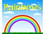 Rainbows Digital Easy Reader