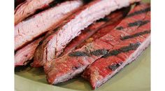 "Quick and Easy Marinated Flank Steak! Perfect for ""last minute"" guests! :-)"