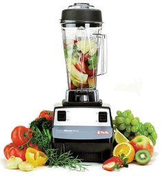 The Vitamix is the only blender I recommend!