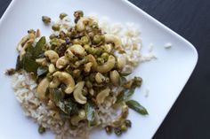 Spicy Cashew Curry Recipe on Food52: http://food52.com/blog/9834-spicy-cashew-curry #Food52