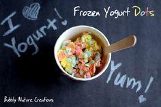 Frozen Yogurt Dots - 10 Fun St. Patrick's Day Foods - ParentMap