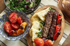 Ilke's Kitchen :: Much Needed Lamb Kebab