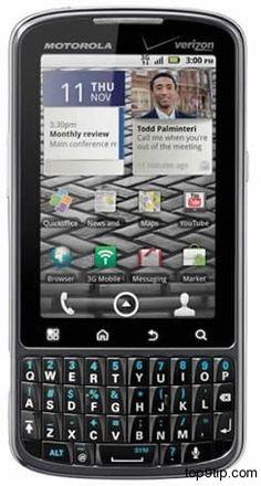 Motorola Droid Pro Review