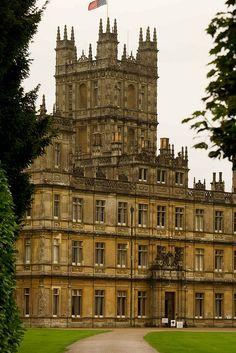 palac, england, country houses, downtonabbey, castl downton, castles, highclere castle, highcler castl, downton abbey