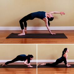 FitSugar: Yoga Sequence for Runners