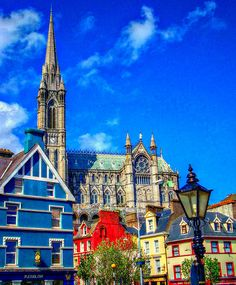 St.Colmans Cathedral, Cobh, Co.Cork, Ireland