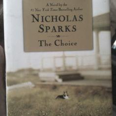 Nicholas sparks :)