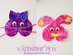 Valentine Pets Crafts