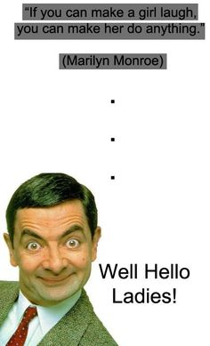 Love Mr. Bean!