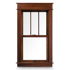 Woodwright Double-Hung Window