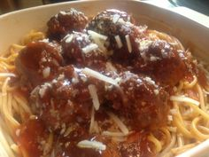 How to Make Spaghetti with Meatballs on http://asianinamericamag.com