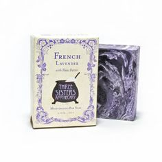 French Lavender Bar Soap by Soap Cauldron