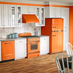 Big Chill Kitchen appliances, one day, in my own custom colors!!!!!!!!