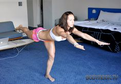 Challenging Body-Weight Exercises...looks hard but fun to try!