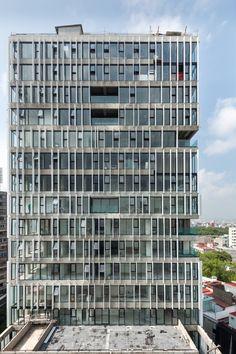 Amsterdam Tower / JSa