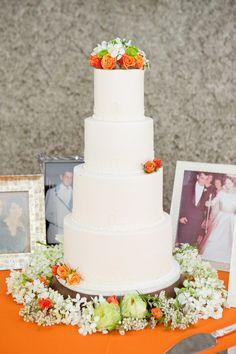 Wedding Cake Tangerine