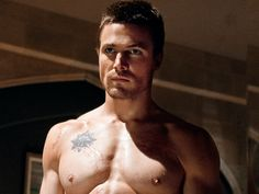 Stephen Amell - suggested by @Tara