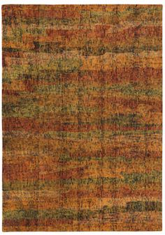 Warm up to Fall with the wool Taurus Rug in Amber. #CapelRugs