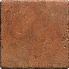 Del Conca 6-in x 6-in Rialto Terra Thru Body Porcelain Wall Tile
