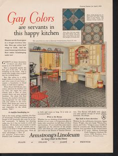 1920 39 s at home on pinterest 1920s kitchen 1920s and for 1920s kitchen floor