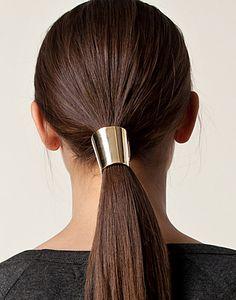 halo ponytail