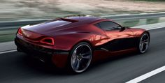 Rimac Concept One – Electric Supercar