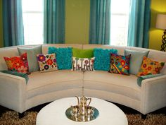 new pillows from Pier One!