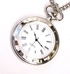 This Classic Pocket Watch is the perfect accessory. Do you agree!