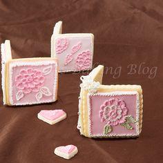 Valentine Sugar Cookie Card
